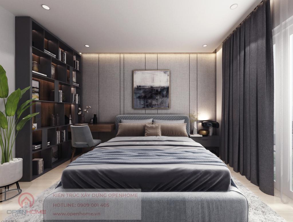 Phòng ngủ Master là gì? Thiết kế nội thất phòng ngủ Master   XÂY ...