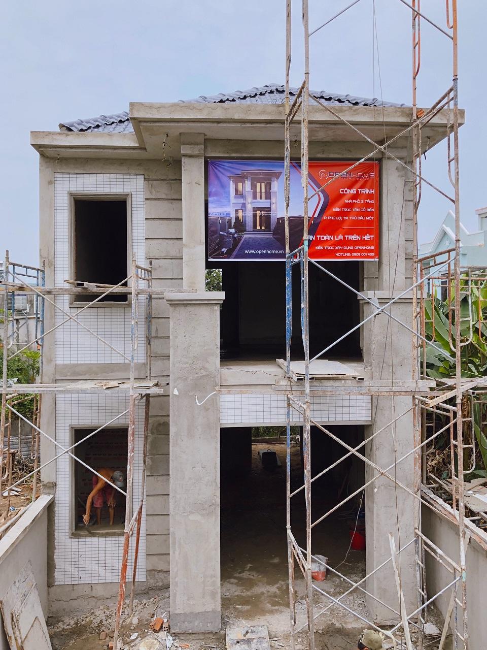 xây nhà trọn gói bình dương