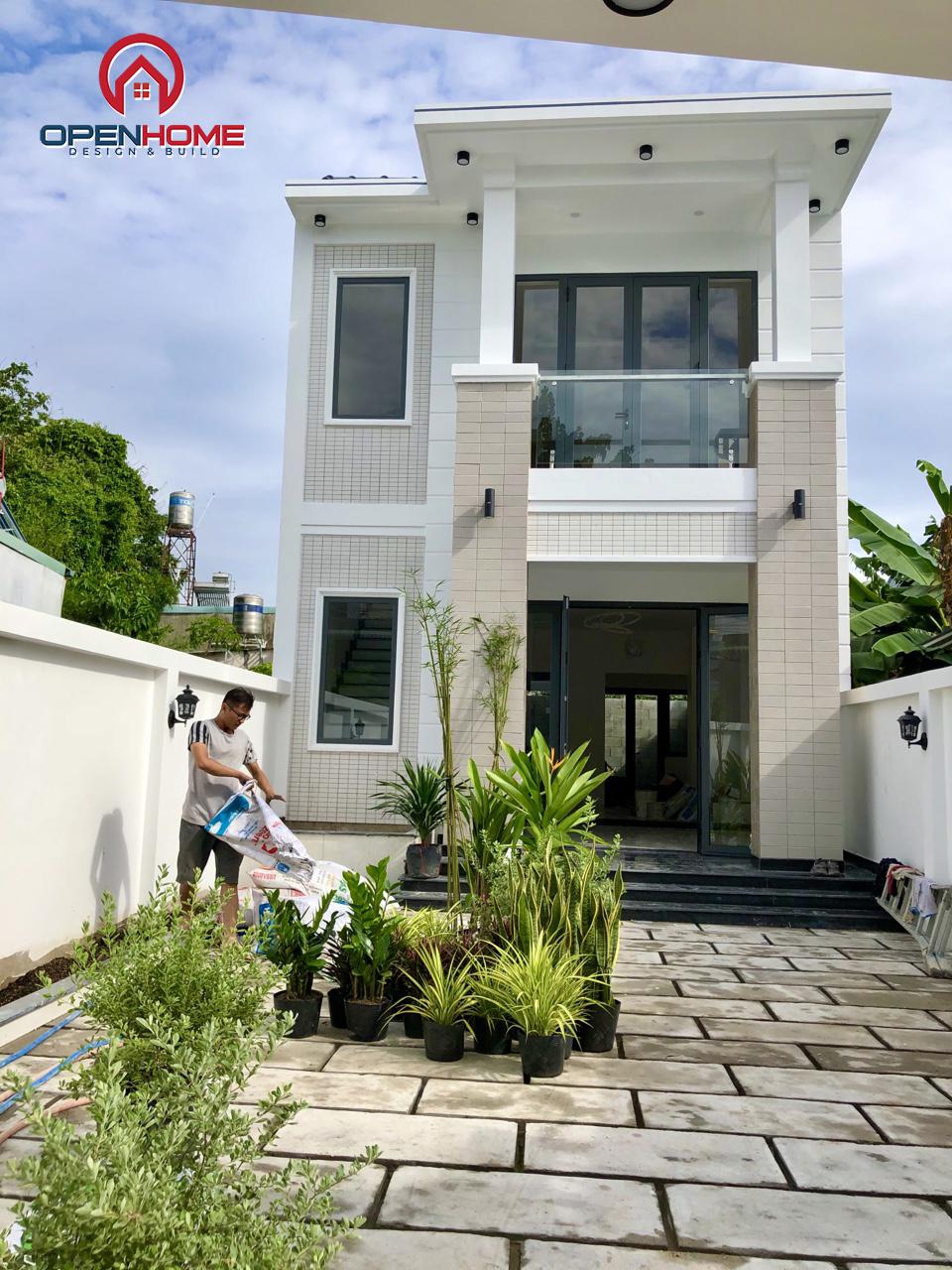 Nhà Phố Tân Cổ Điển Bình Dương