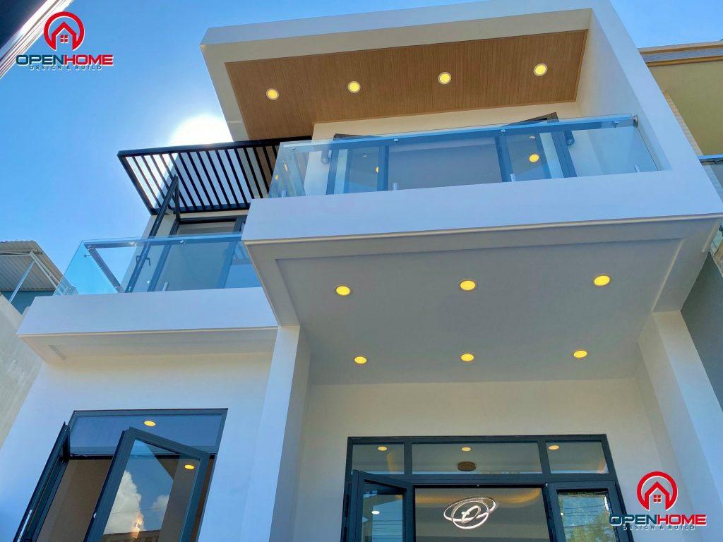Nhà Phố 2 tầng Phú Hòa ,Thủ Dầu Một